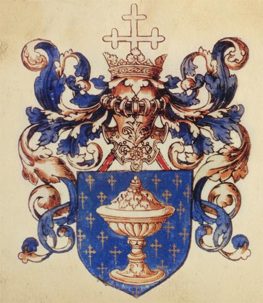 Escudo do Reino de Galiza
