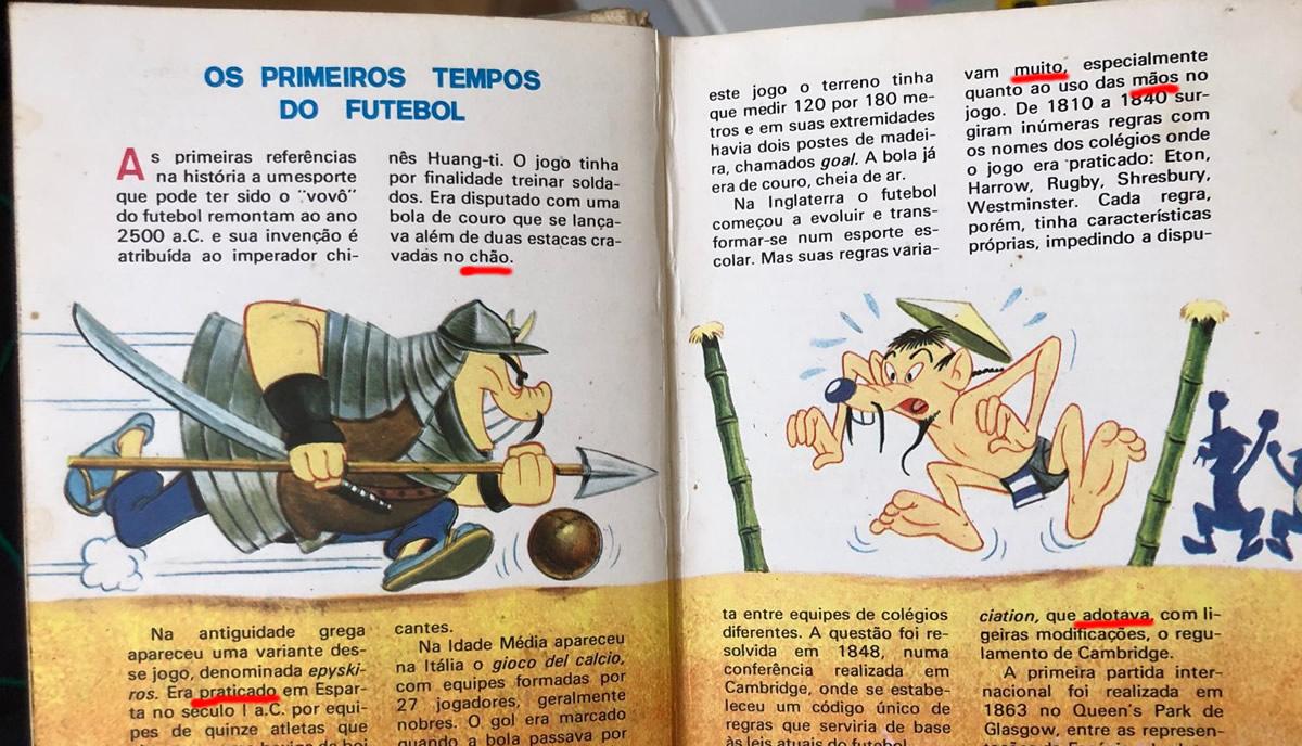 Sendo neno, peguei num livro brasileiro e vim ali, com naturalidade, palavras do meu galego que não apareciam na variante ensinada na escola